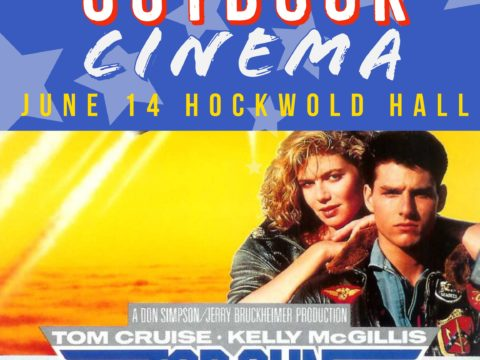 Top Gun:Outdoor Cinema